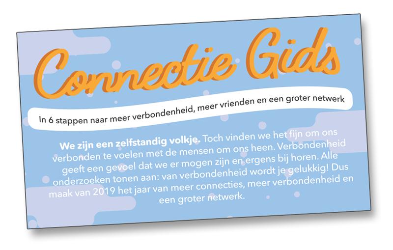 Connectie-infographic